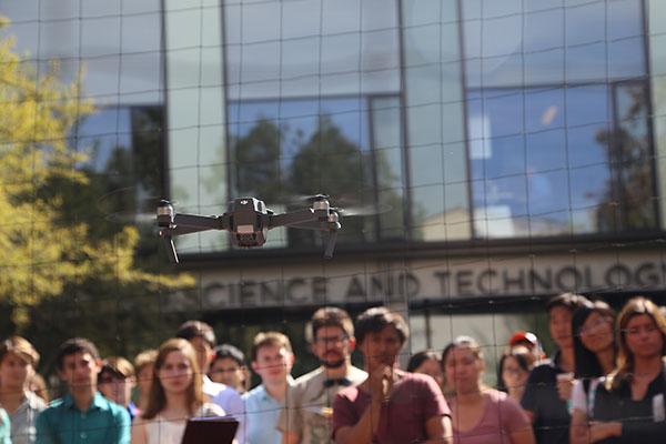 DJI Drone Demo