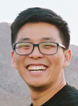 Postdoctoral researcher Chris Roh