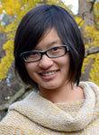 Graduate student Xiaoyue Ni