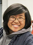 Undergraduate student Michelle Wang