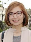 Student Ayya Alieva