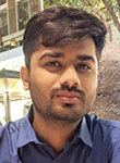 GALCIT student Yashwanth Kumar Nakka