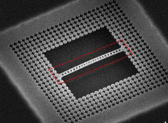 Caltech Team Uses Laser Light to Cool Object to Quantum Ground State