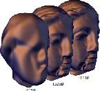 3D geometry compression