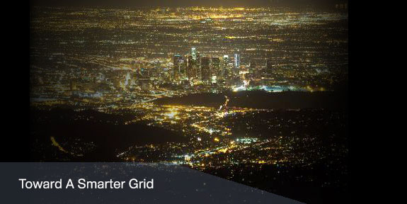 Toward a smarter grid