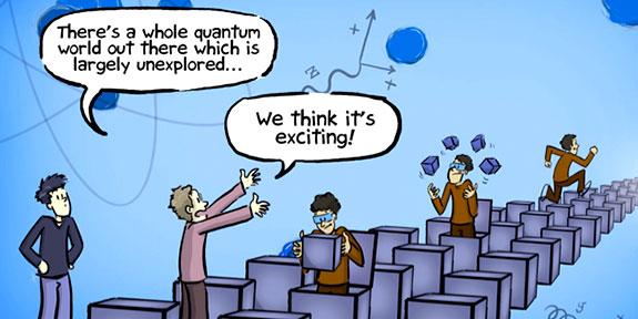 Quantum Information & Computation