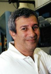 Nate Lewis, George L. Argyros Professor of Chemistry.