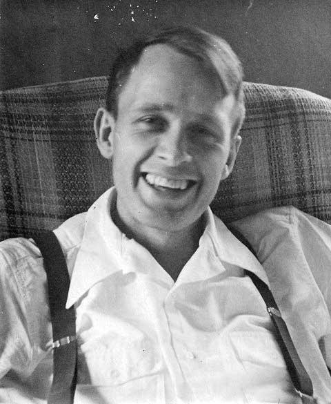 Francis Clauser, Pasadena, 1940.