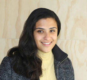 ENGenious - Student feature - Aashrita Mangu
