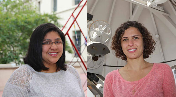 Katherine M. Saad and Chanel A. Valiente featured in ENGenious