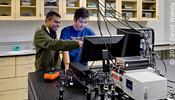 High-Precision Spectroscopy Laboratory