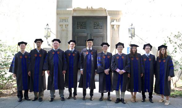 2017 Faculty