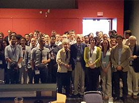 Caltech Mechanics Reunion at ICTAM 2016