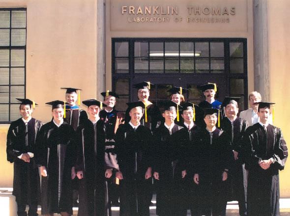 2002 Graduates